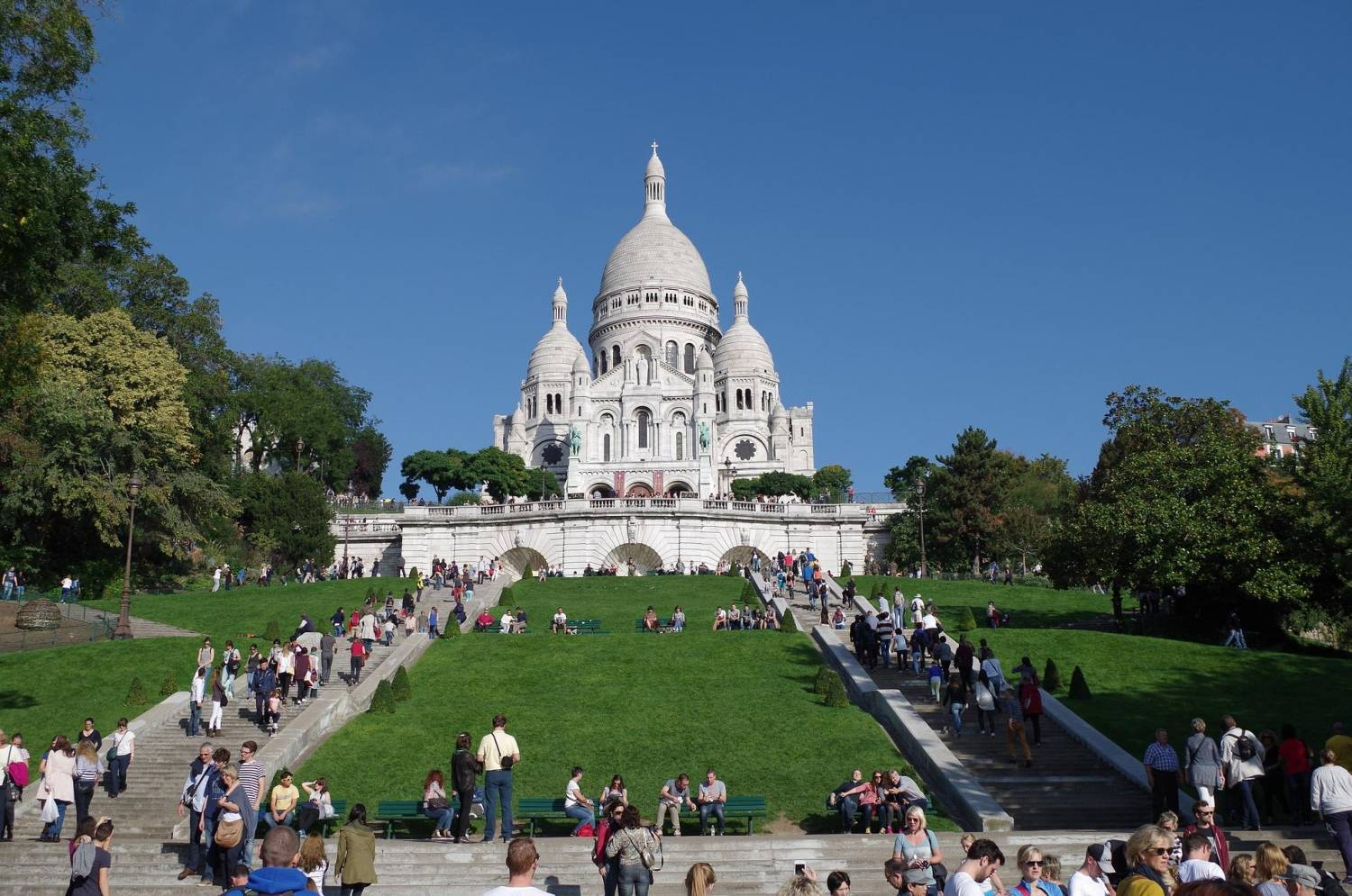 Montmartre, part of the 4-Day Paris Budget Package from France.com